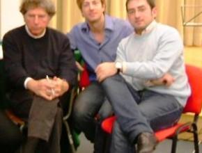 With Gabriele Ferro – Accademia di Musica di Fiesole