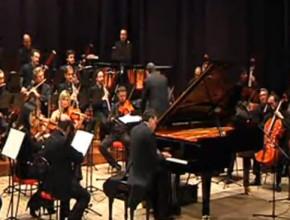Schumann – Piano Concert (in A minor) – Finale