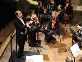 Francesca Dego e Orchestra Sinfonica di Lecce e del Salento